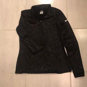 Nike snake skin pull over jacket